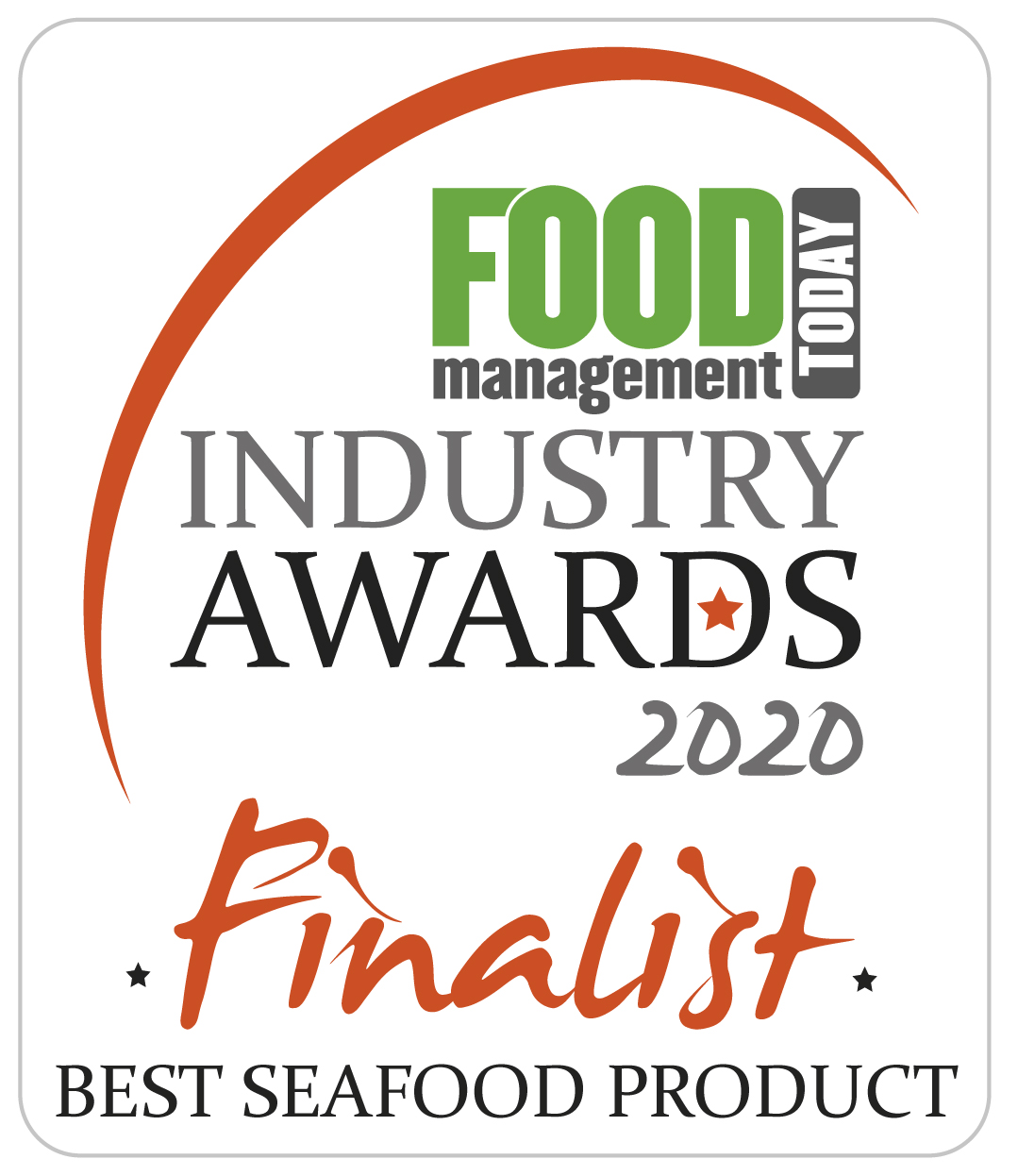 FMT Best Seafood Product Finalist