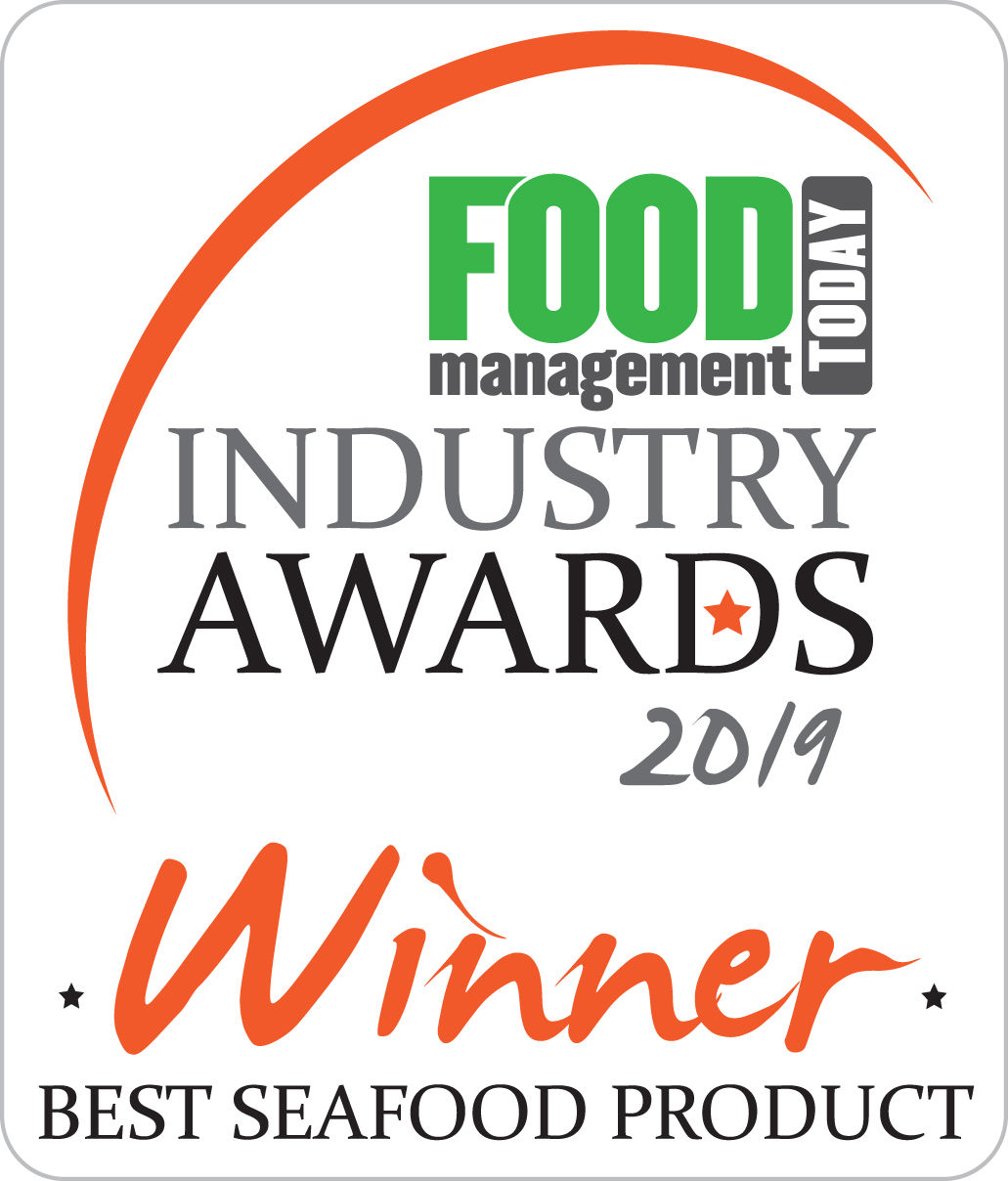 Winner of Best Seafood Product, 2019