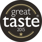 Winner of a Great Taste Award 2015