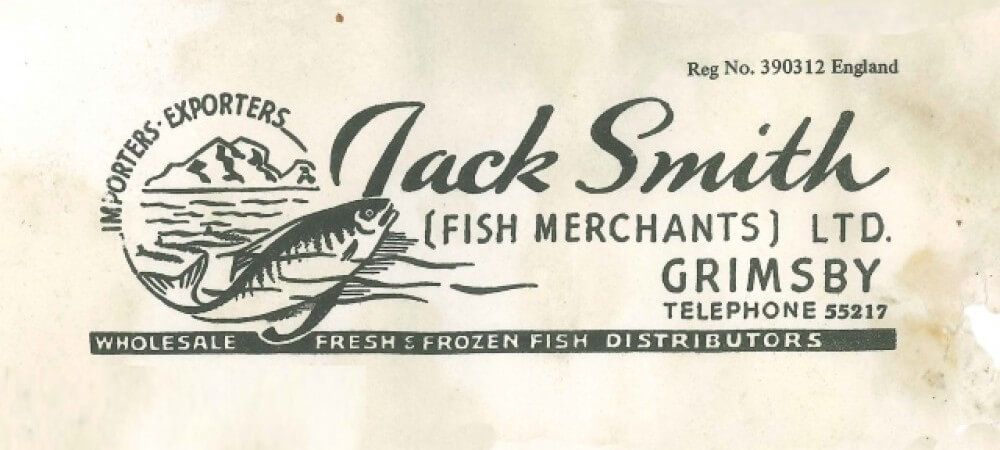 JCS Fish is named for Jack Carlisle Smith, who taught Andrew his fish skills