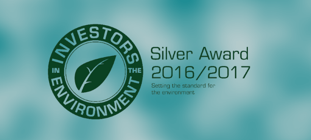 Investors in the Environment, Silver Award
