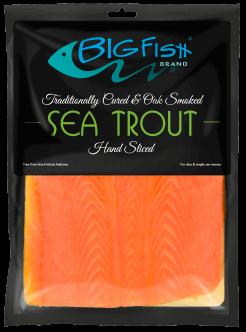 BigFish Brand Traditional Oak Smoked Sea Trout