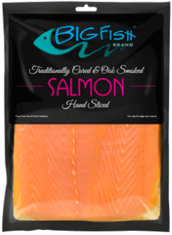 Traditional Oak Smoked Salmon