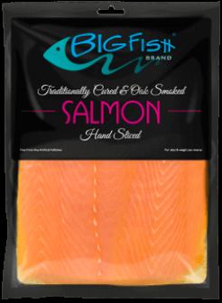 Traditional Oak Smoked Salmon