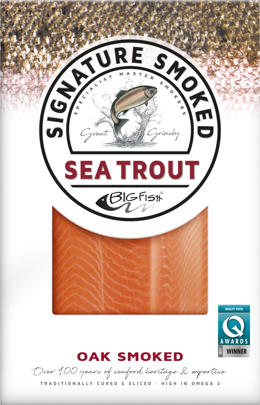 Signature Smoked Sea Trout
