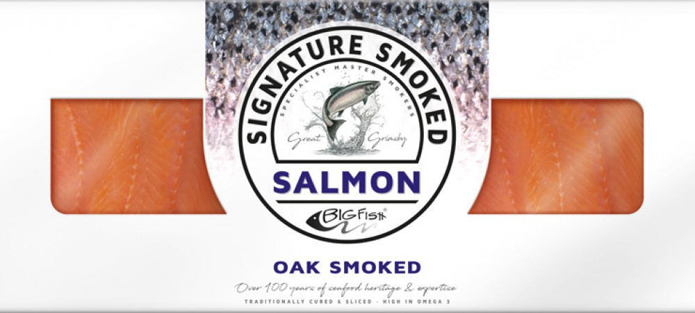 Signature Smoked Salmon