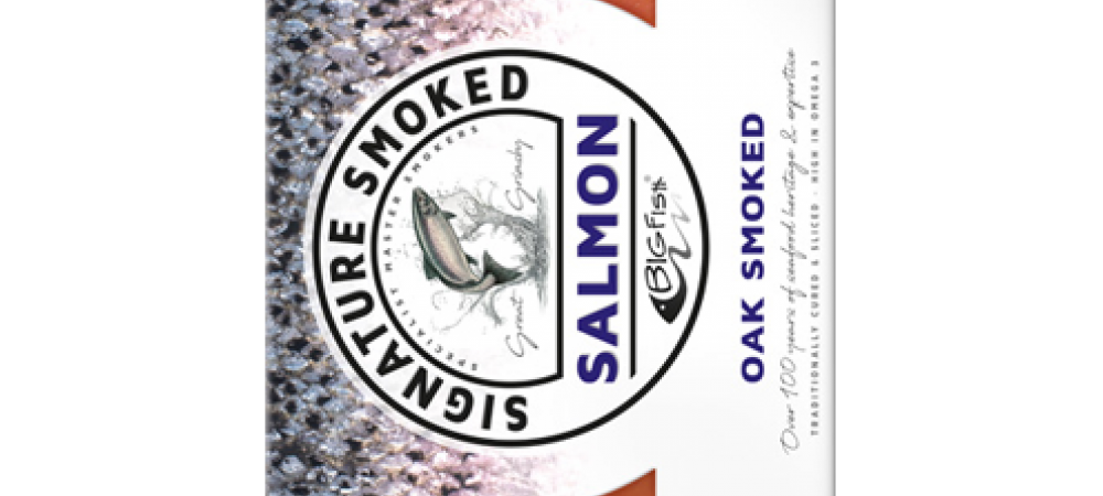 Signature Smoked Salmon Side