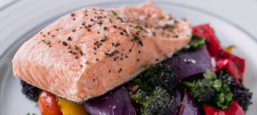 Natural Salmon Fillets