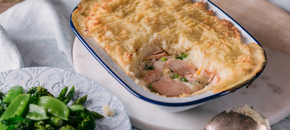BigFish Brand Salmon Fish Pie