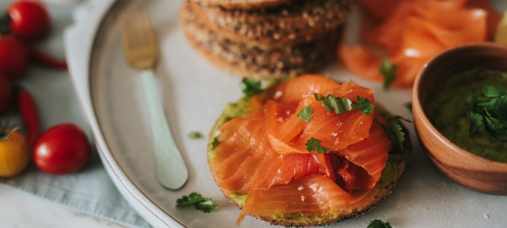 Traditional Oak Smoked Sea Trout