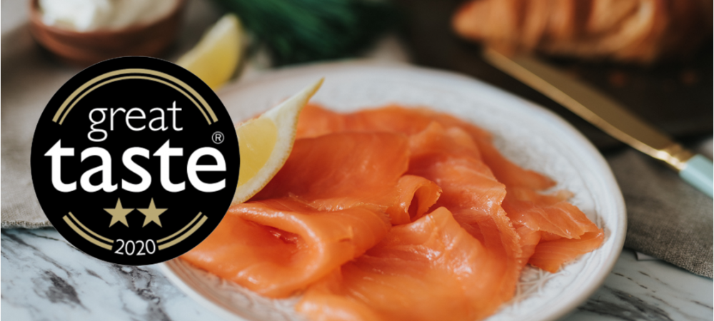 Our delicious Traditional Oak Smoked Salmon