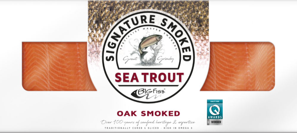 Signature Smoked Sea Trout Side