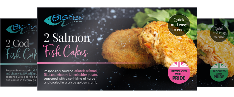 New Fish Cakes